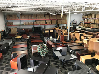 Discount office furniture for sale in Milwaukee