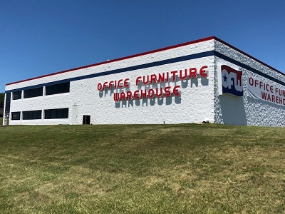 Office Furniture Warehouse near I-94 in Waukesha