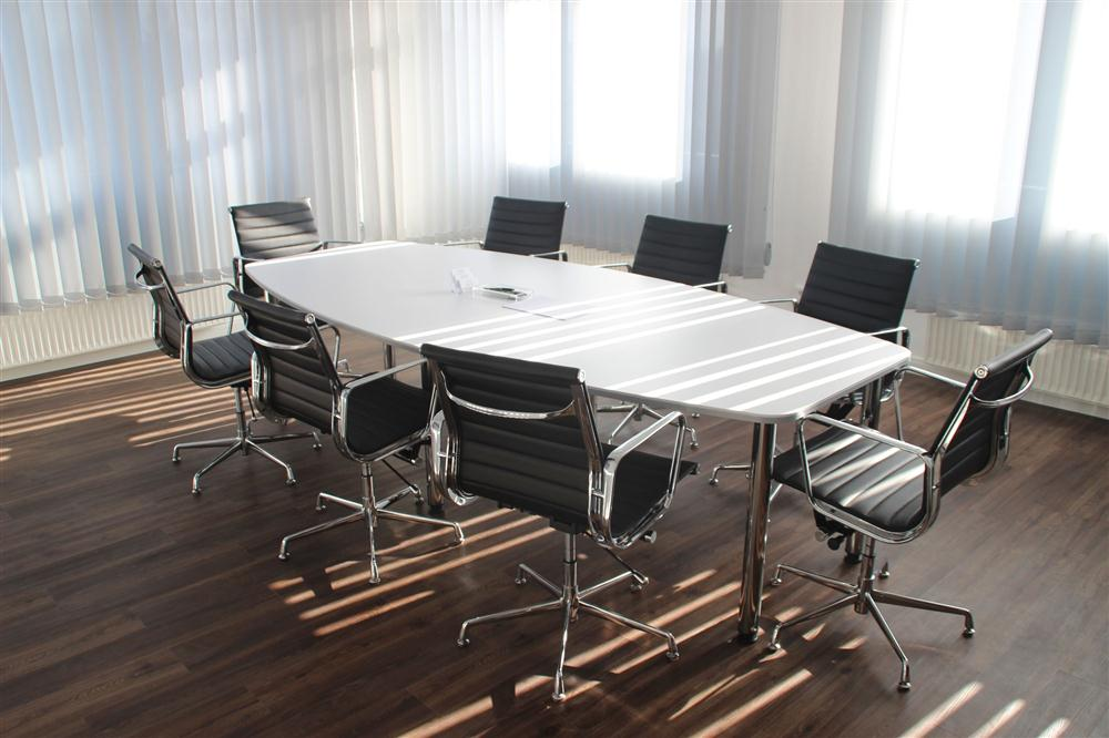 Boat Shape Conference Table | Office Furniture Warehouse